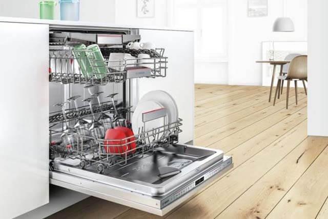 ماشین ظرفشویی خشک نشدن ظروف