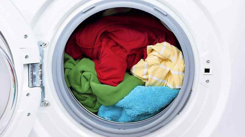 مشکل عدم تخلیه ماشین لباسشویی