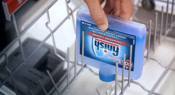 استفاده از جرمگیر ماشین ظرفشویی